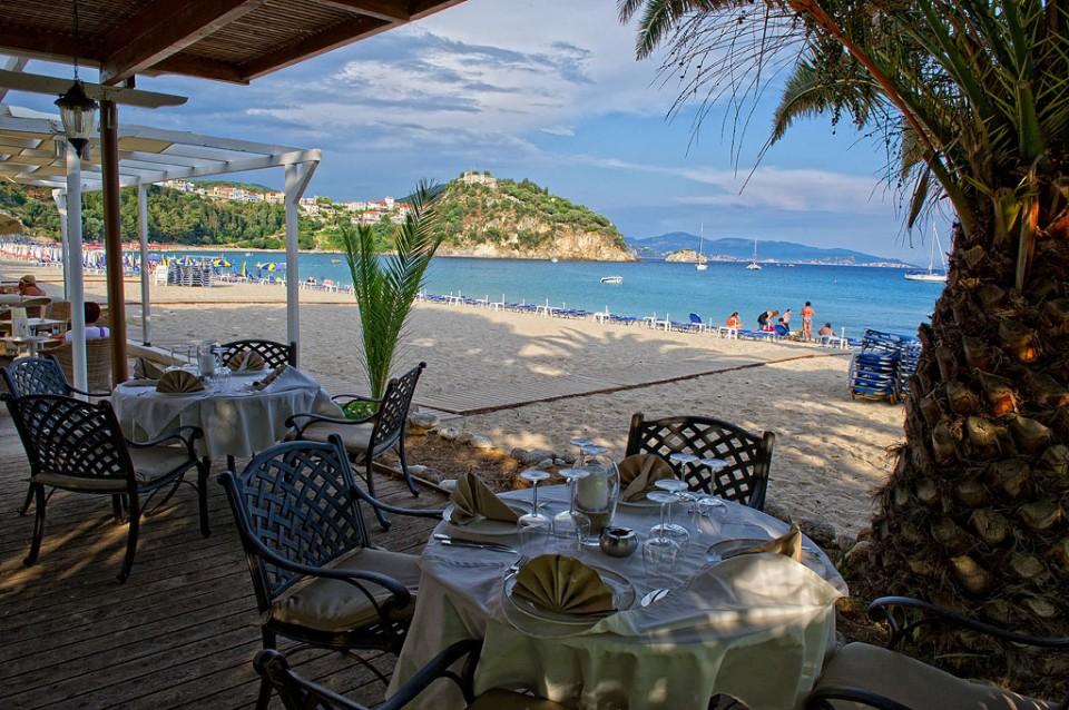 Parga plaža cene aranžmana letovanje Grčka