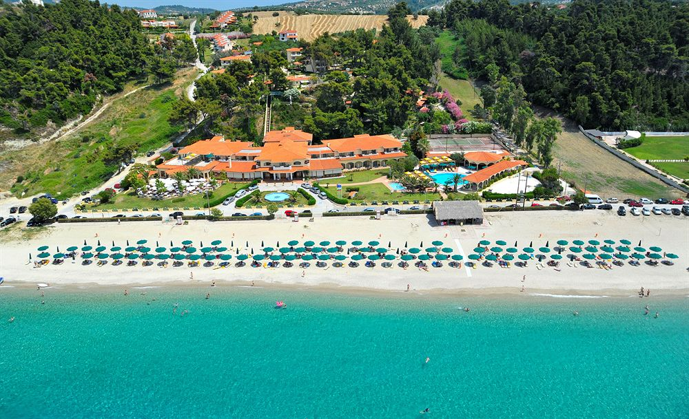 Najlepse plaze na Halkidikiju Grcka letovanje cene