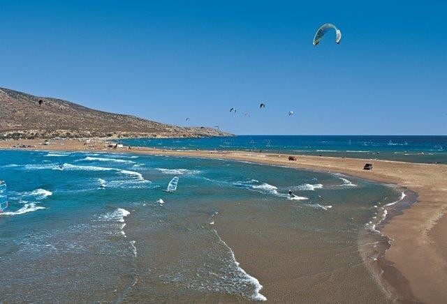Prasonisi plaža Rodos Grčka