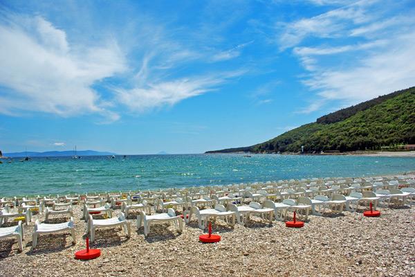 Istra plaže letovanje cene aranžmana