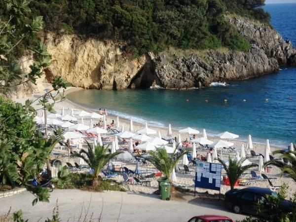 Plaže Sivota grčka letovanje cene aranžmana