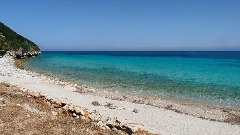 Lefkada last minute pound Skala Gialou plaža Grčka