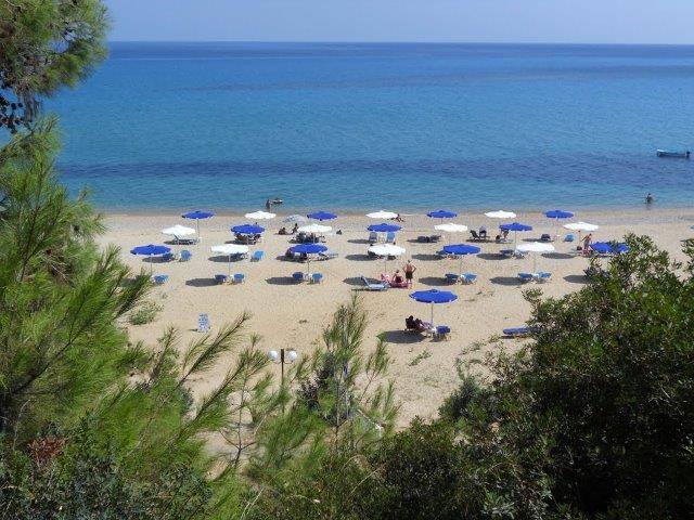 Skala plaža kefalonija najbolje plaže na Kefaloniji letovanje