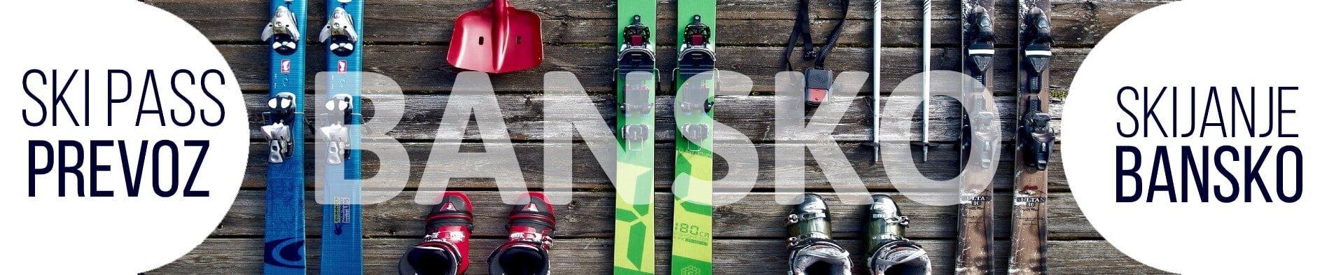 Bansko skijanje