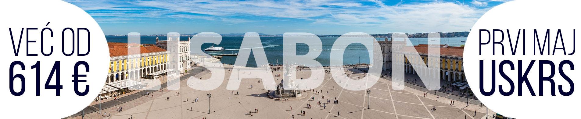Lisabon avionom prvi maj uskrs 2020
