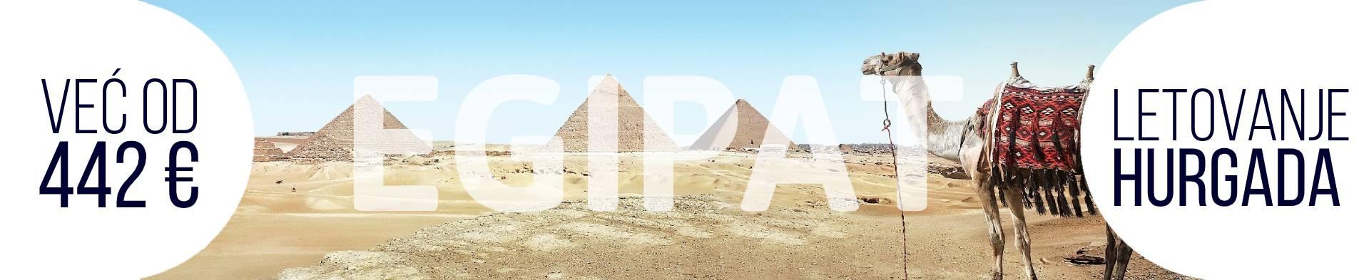 Egipat letovanje 2020