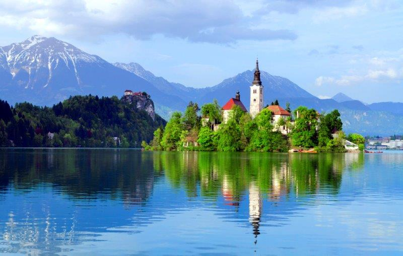 Slovenija Bled letovanje aranžmani cene