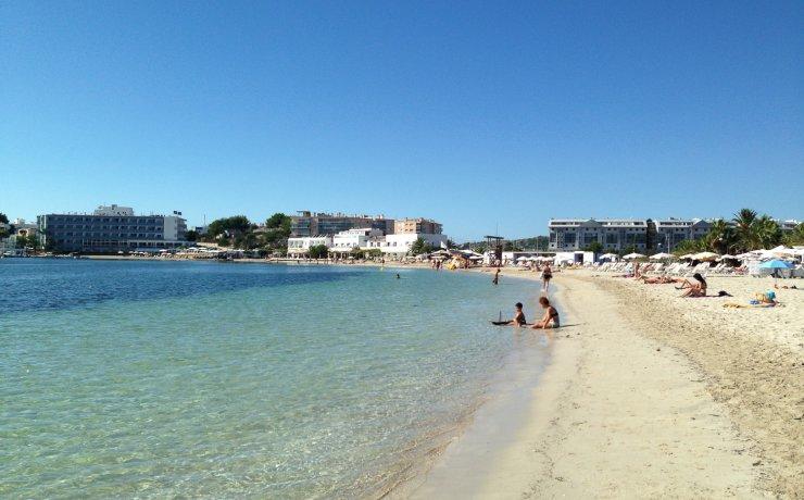 Talamanca plaze na Ibici last minute ponude Španija