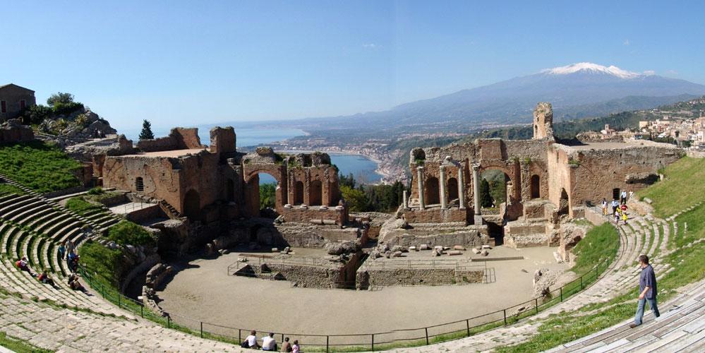 Sicilija letovanje aranžmani avionom Italija