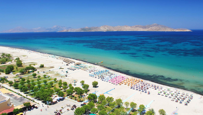 tigaki plaža letovanje cene aranžmana kos avionom