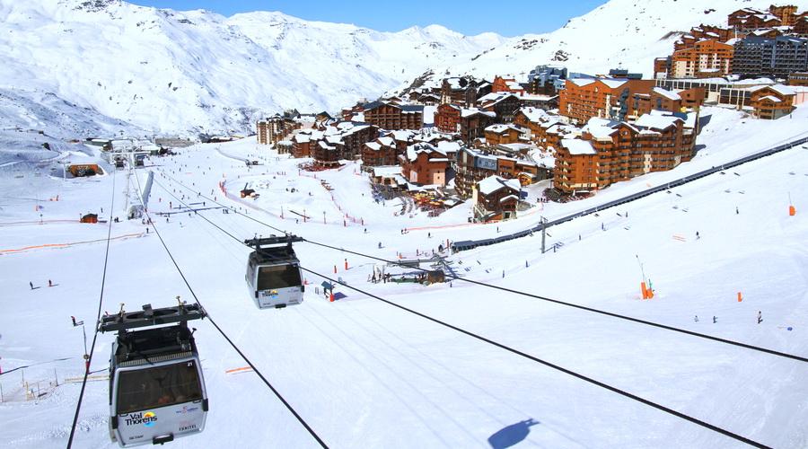 Val Torens - najviši ski centar