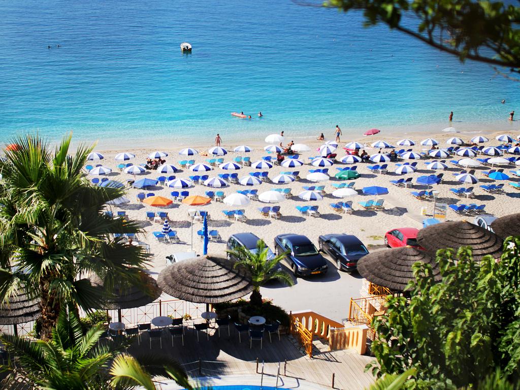 Valtos Plaža parga apartmanski smeštaj cene hotela