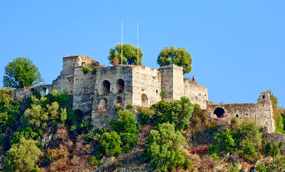 Venecijanski zamak letovanje Grčka cene apartmana