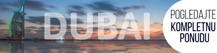 Dubai aranzmani