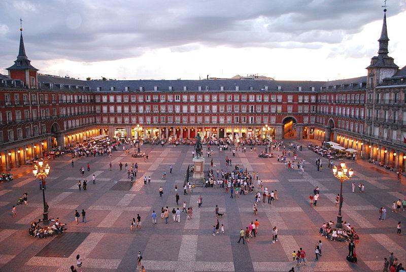 Turistički vodič kroz Madrid