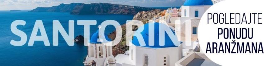 Santorini aranzmani