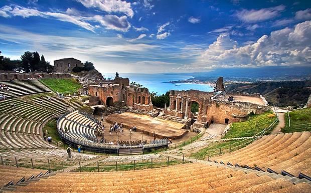 Sicilija turistički vodič