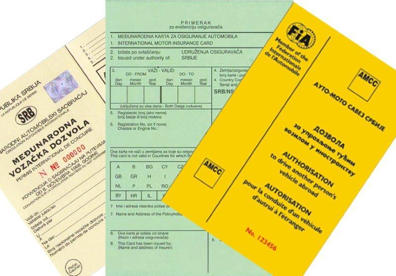 Međunarodna vozačka dozvala ni zvanično više nije potrebna za Grčku