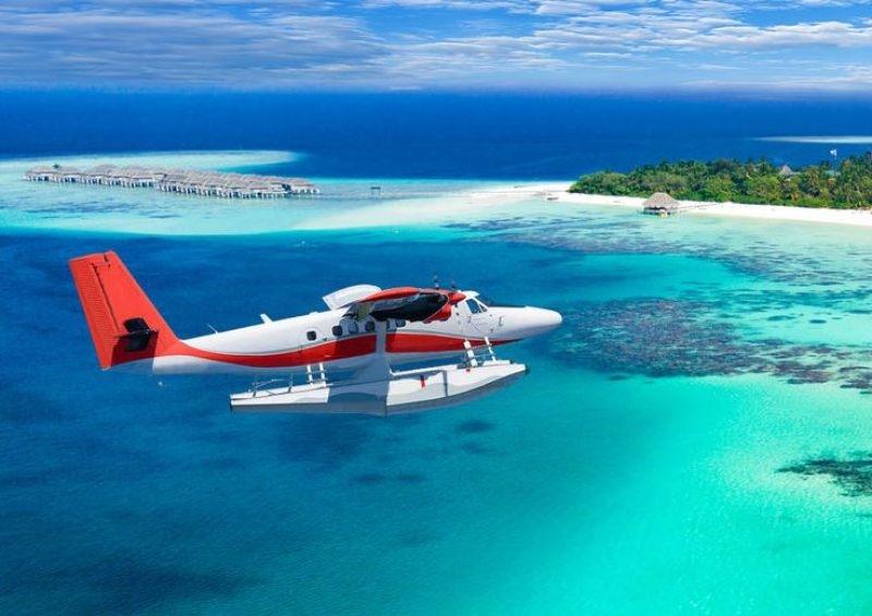 transfer na Maldivima