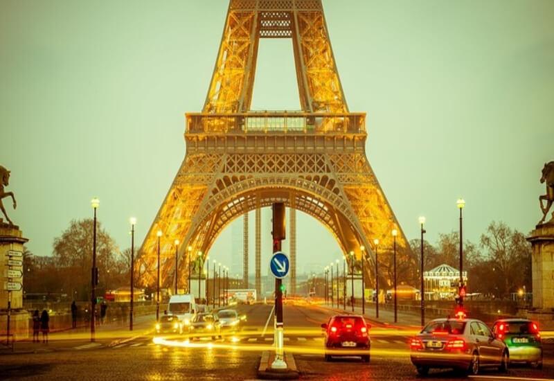 Pariz turistički vodič Dream Land