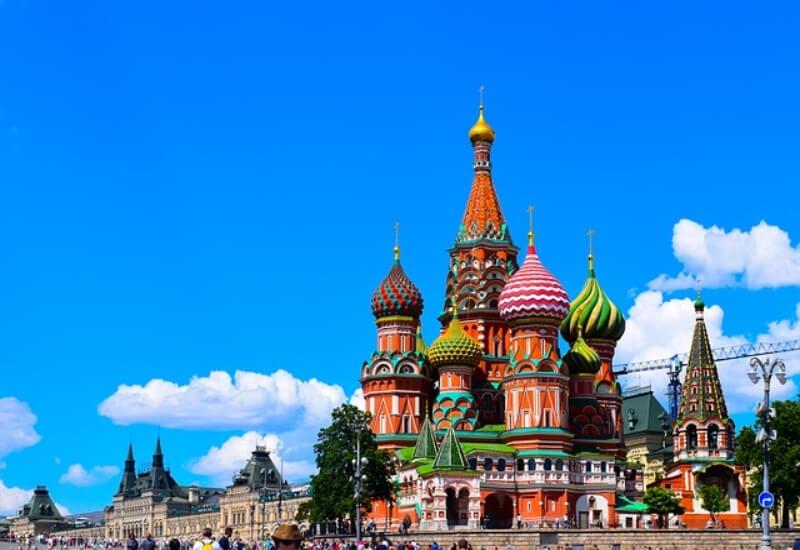 Moskva turistički vodič