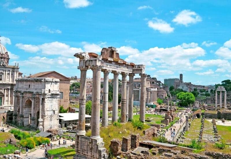 Rim turistički vodič Dream Land