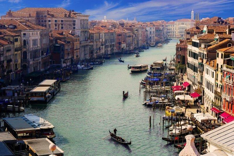 Venecija turistički vodič Dream Land putopis