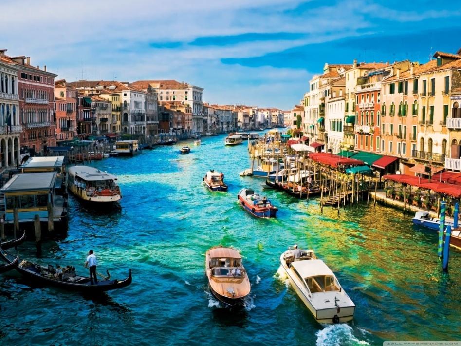 Venecija turistički vodič