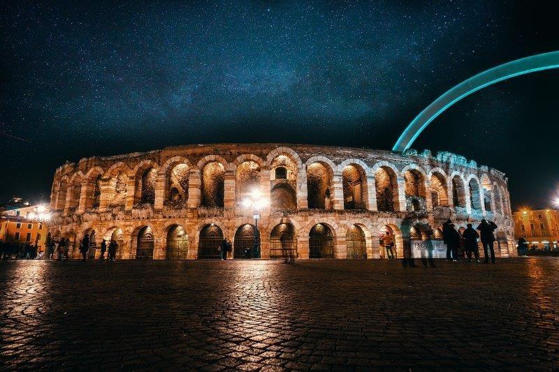 Verona turistički vodič Dream Land putopis