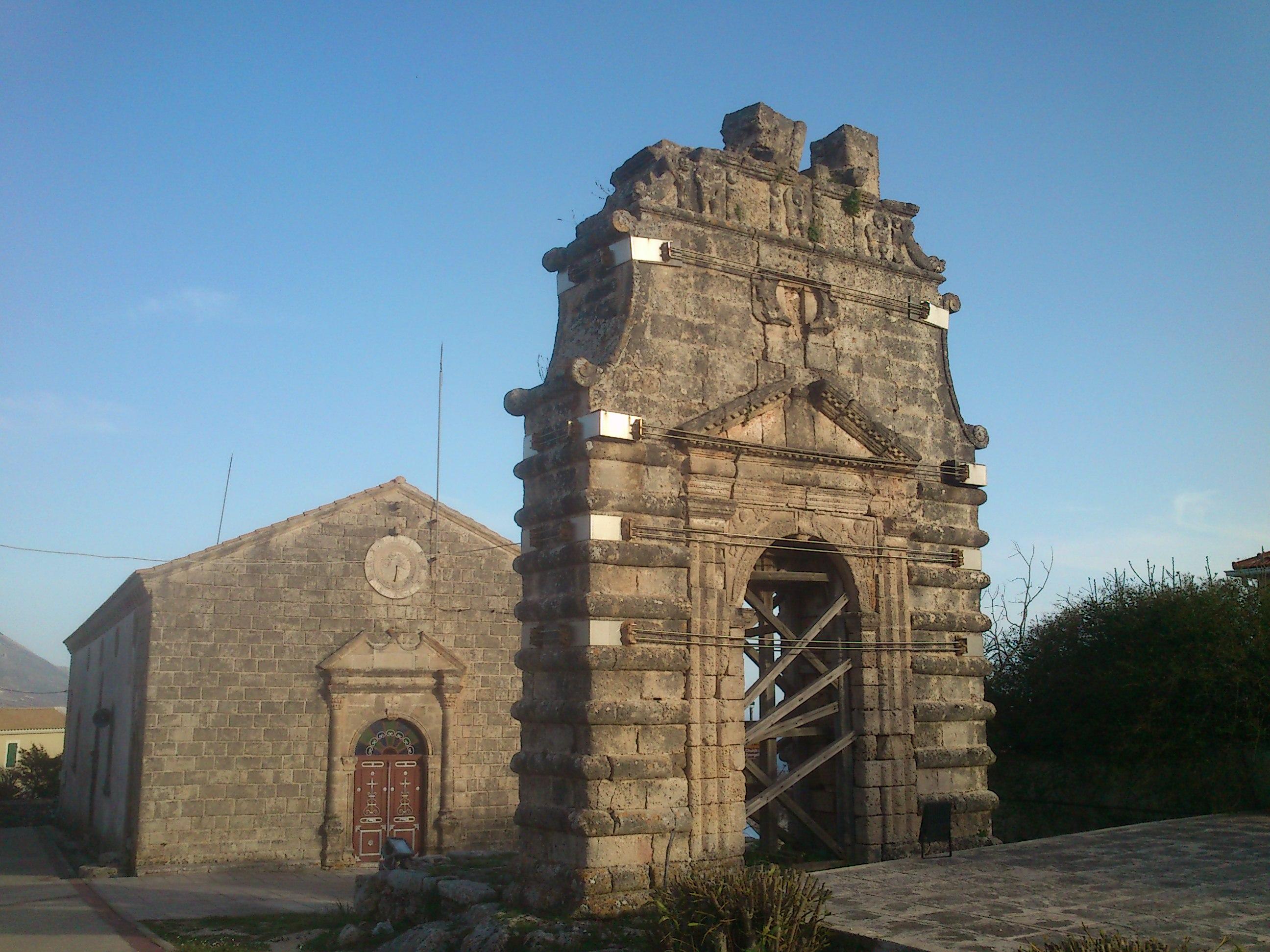 Zamak Sv. Đorđa cene Kefalonija letovanje