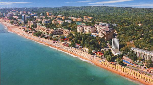 Zlatni pjasci letovanje Bugarska cene aranžmana hoteli